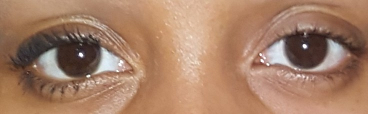 eyes closeup