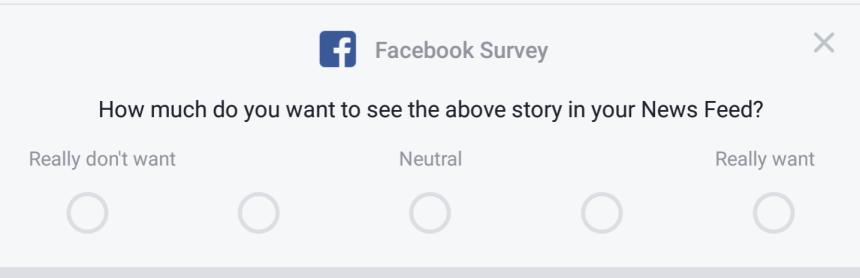 FacebookSurvey