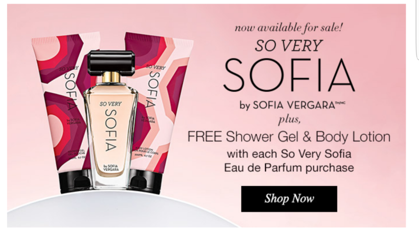 Avon So Very Sofia