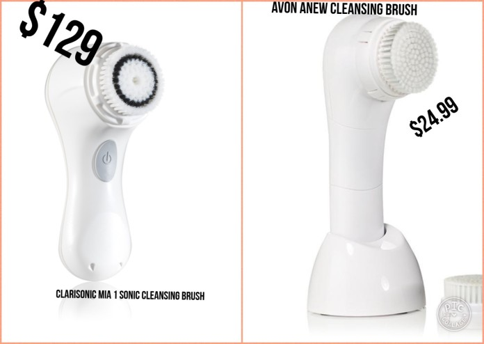 avon anew clean cleansing brush vs clarisonic mia 1 sonic. Black Bedroom Furniture Sets. Home Design Ideas