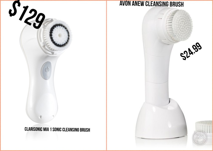 Clarisonic Mia 1 vs Anew Clean Cleansing Brush