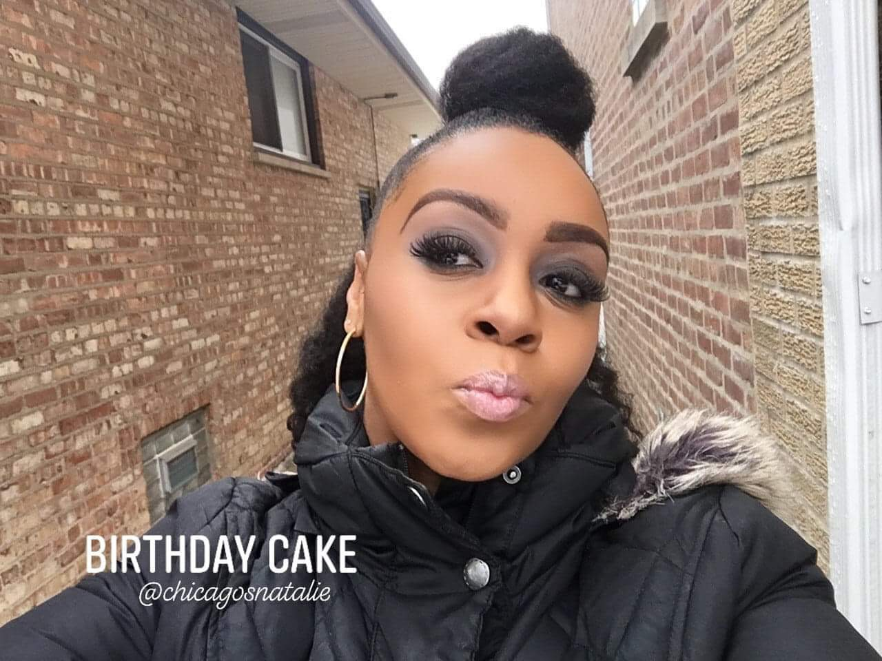 Avon Crave Lip Gloss in Birthday Cake