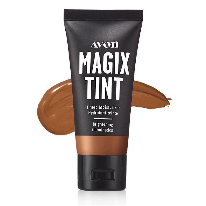 Foundation Routine: Magix Tint Brightening Tinted Moisturizer