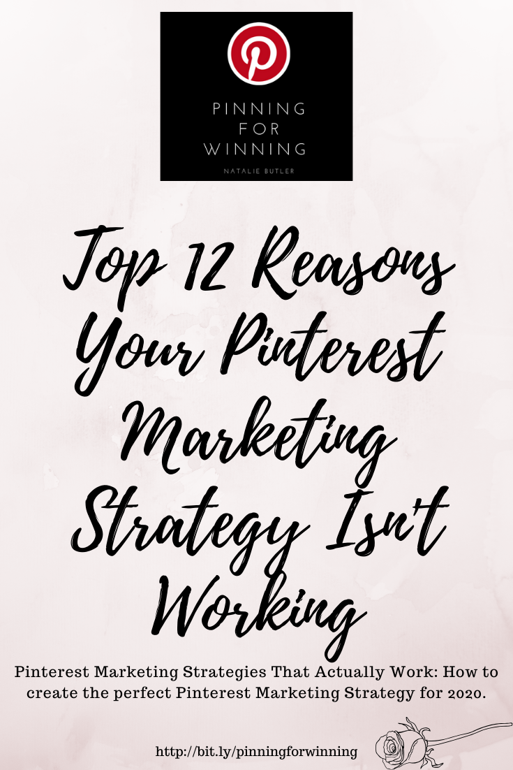 Pinterest marketing strategy 2019: pinterest marketing strategy 2020